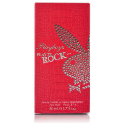 Playboy Play It Rock 50ml Edt Spray