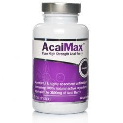 Acaimax Pure High Strength Acai Berry