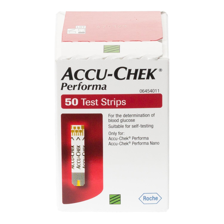 Stockists of Accu-Chek Performa Test Strips
