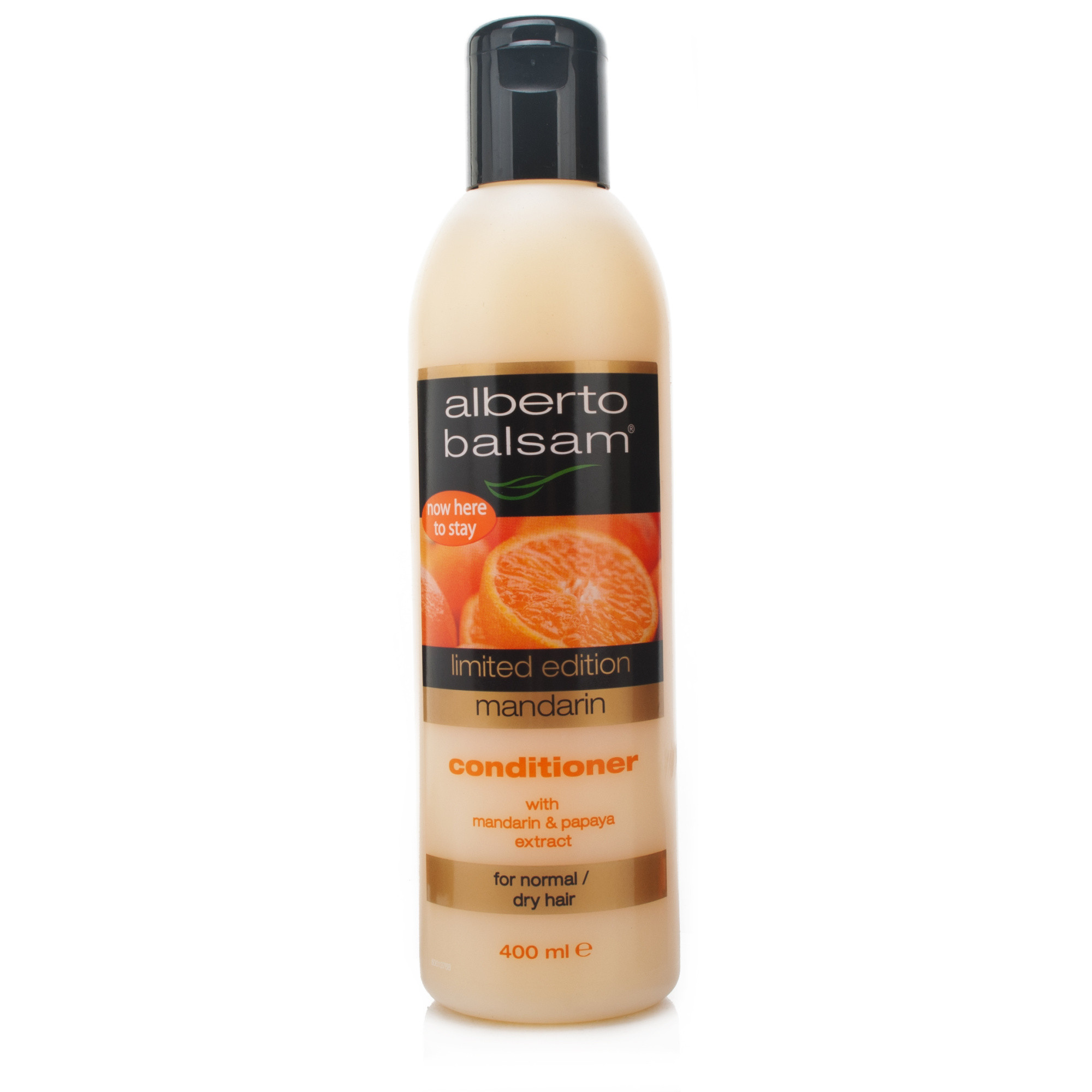 Alberto Balsam Limited Edition Mandarin Conditioner