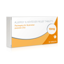 Allergy & Hayfever Relief Tablets Cetirizine 30 Days