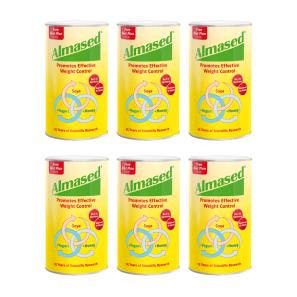 Buy Almased Meal Replacement Soya Honey Yoghurt 500g 6 Pack