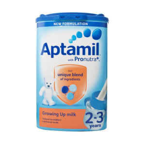 Aptamil Growing Up Milk 2year+ Formula Powder