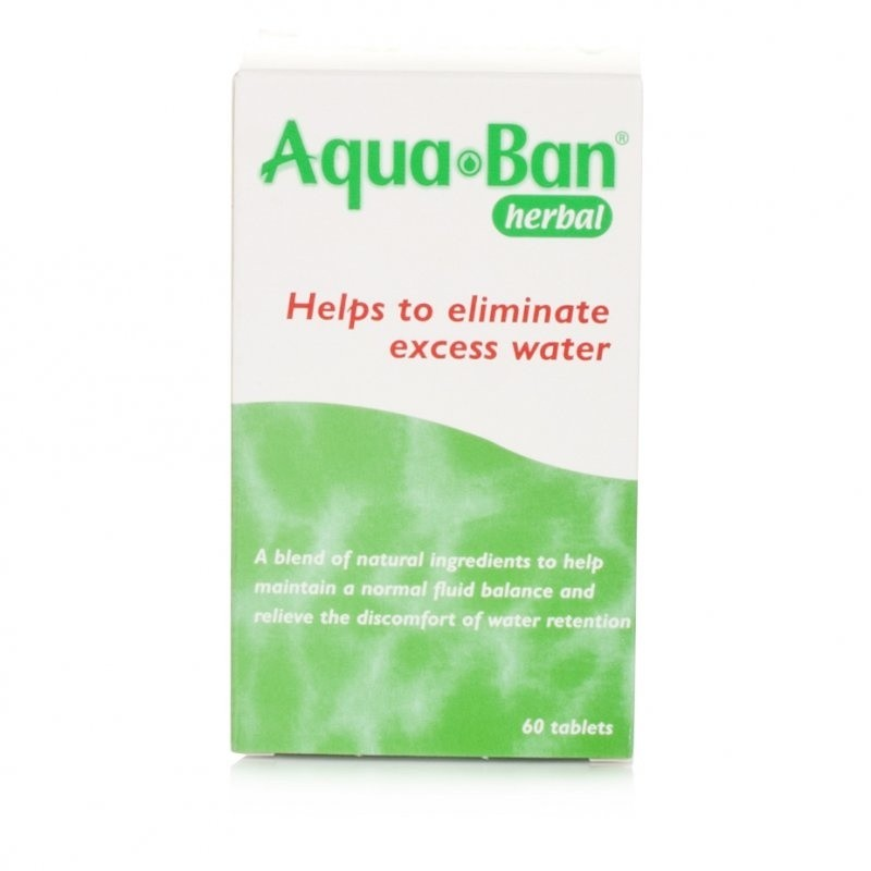 Aquaban Herbal Tablets