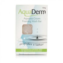 Aquaderm Aquabar Aqueous Cream Cleansing Bar