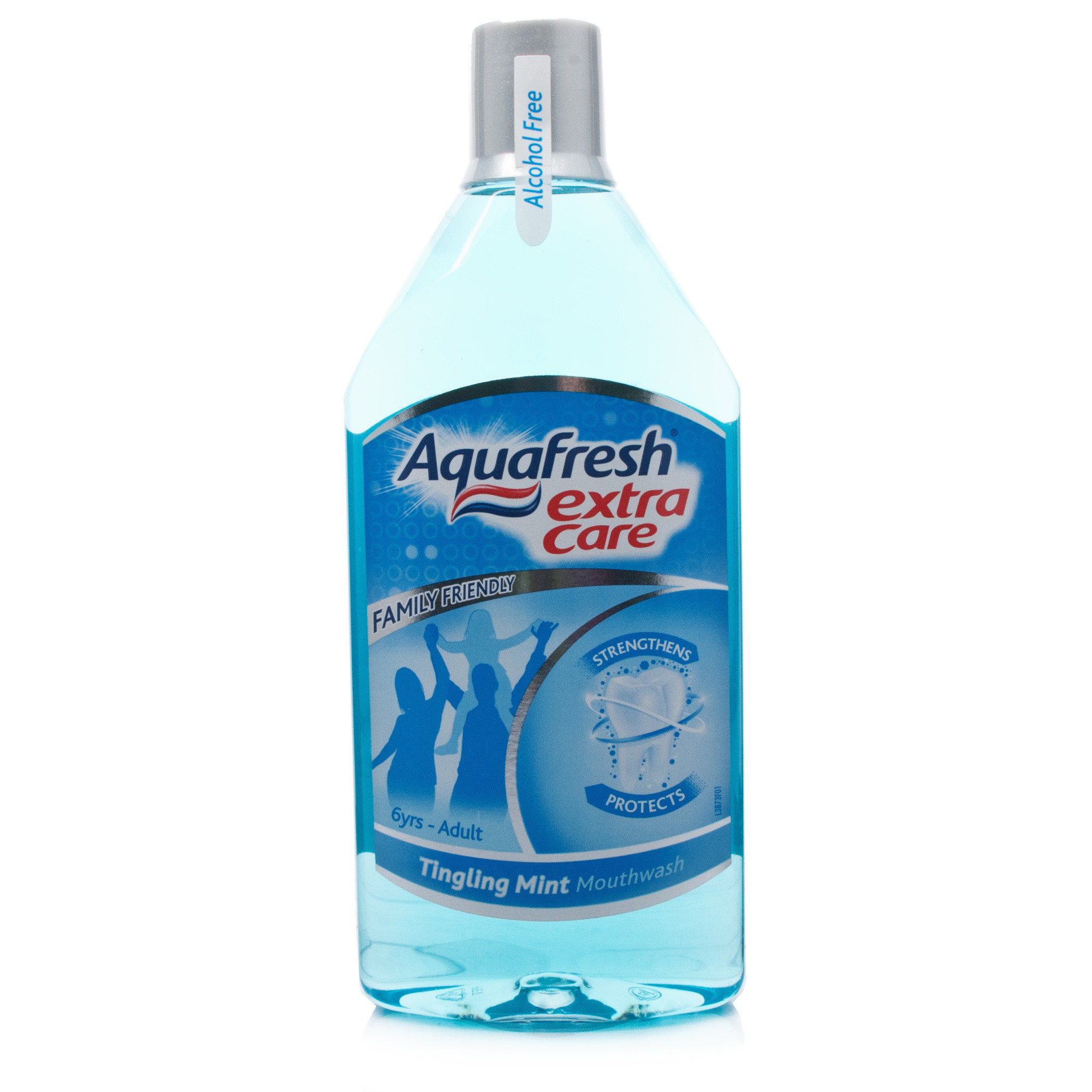 Aquafresh Extra Care Mouthwash Tingling Mint
