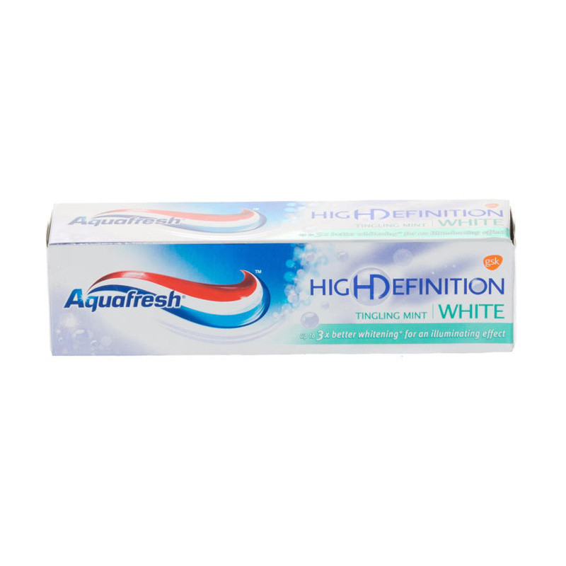 Aquafresh High Definition Tingling White Toothpaste