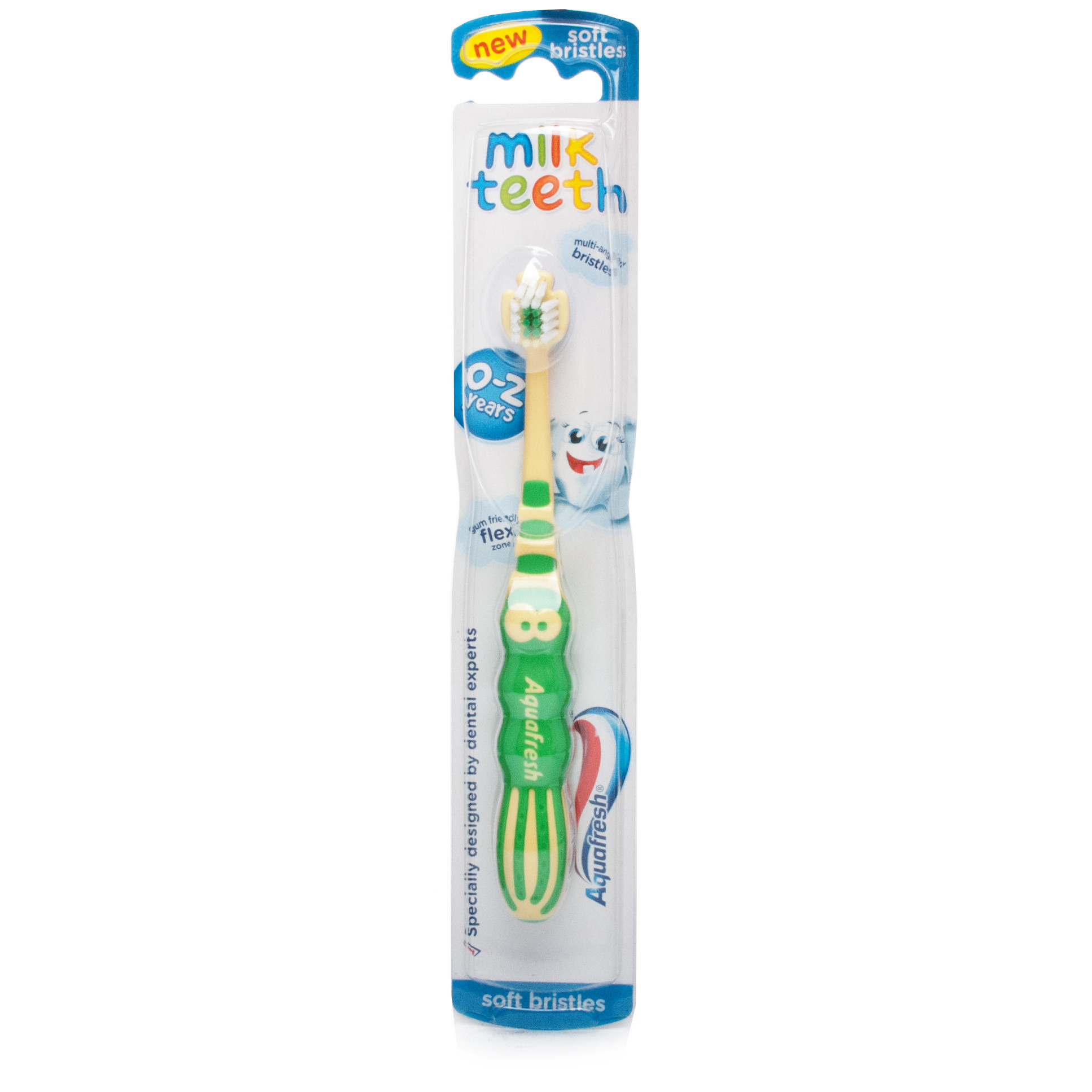 Aquafresh Milk Teeth Toothbrush 0-2 Years