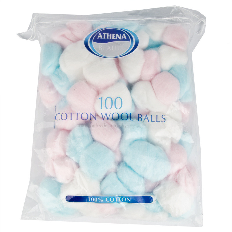 how to make cotton balls for baby