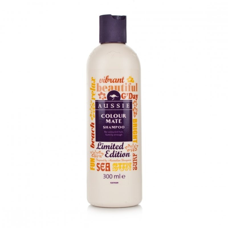 Aussie Colour Mate Shampoo Limited Edition