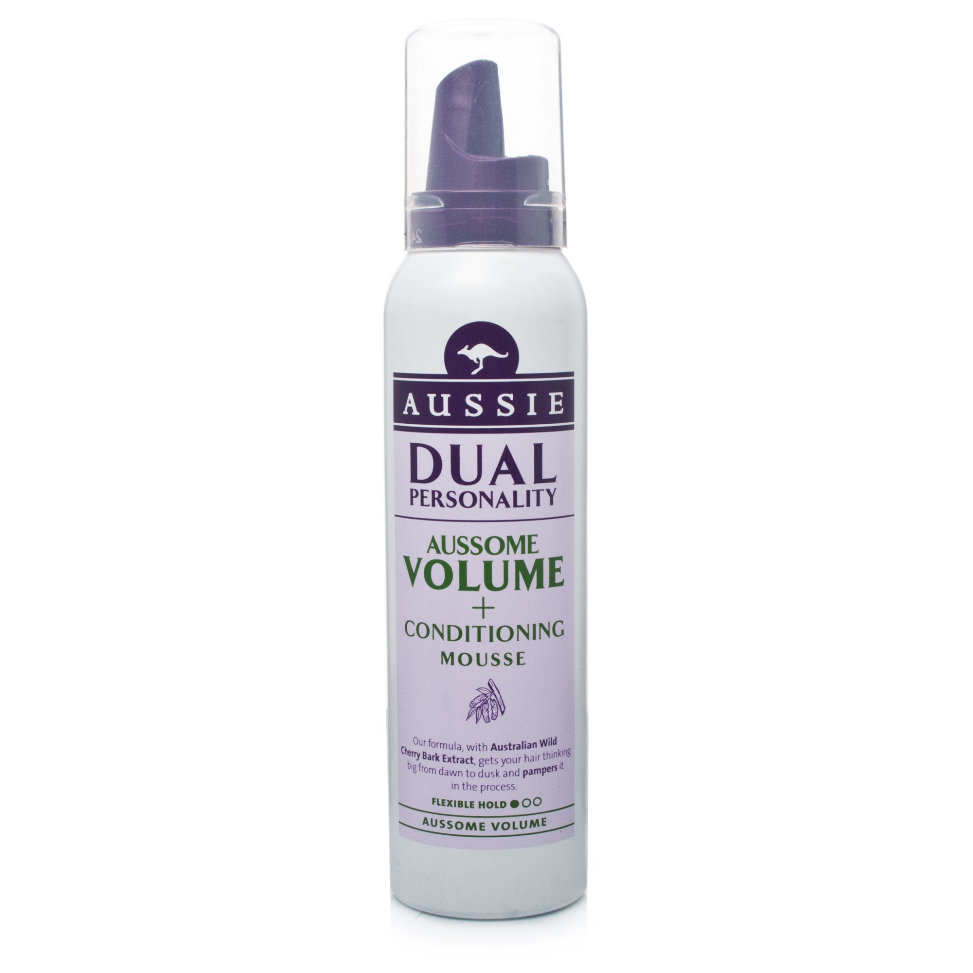 Aussie Dual Personality Volume + Conditioning Mousse