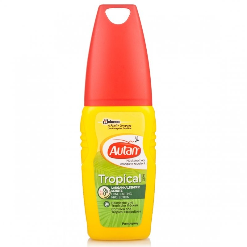 Autan Tropical Mosquito Repellent