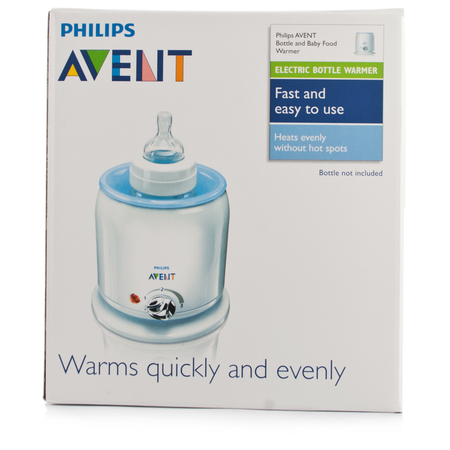 Avent Electric Baby Food and Bottle Warmer