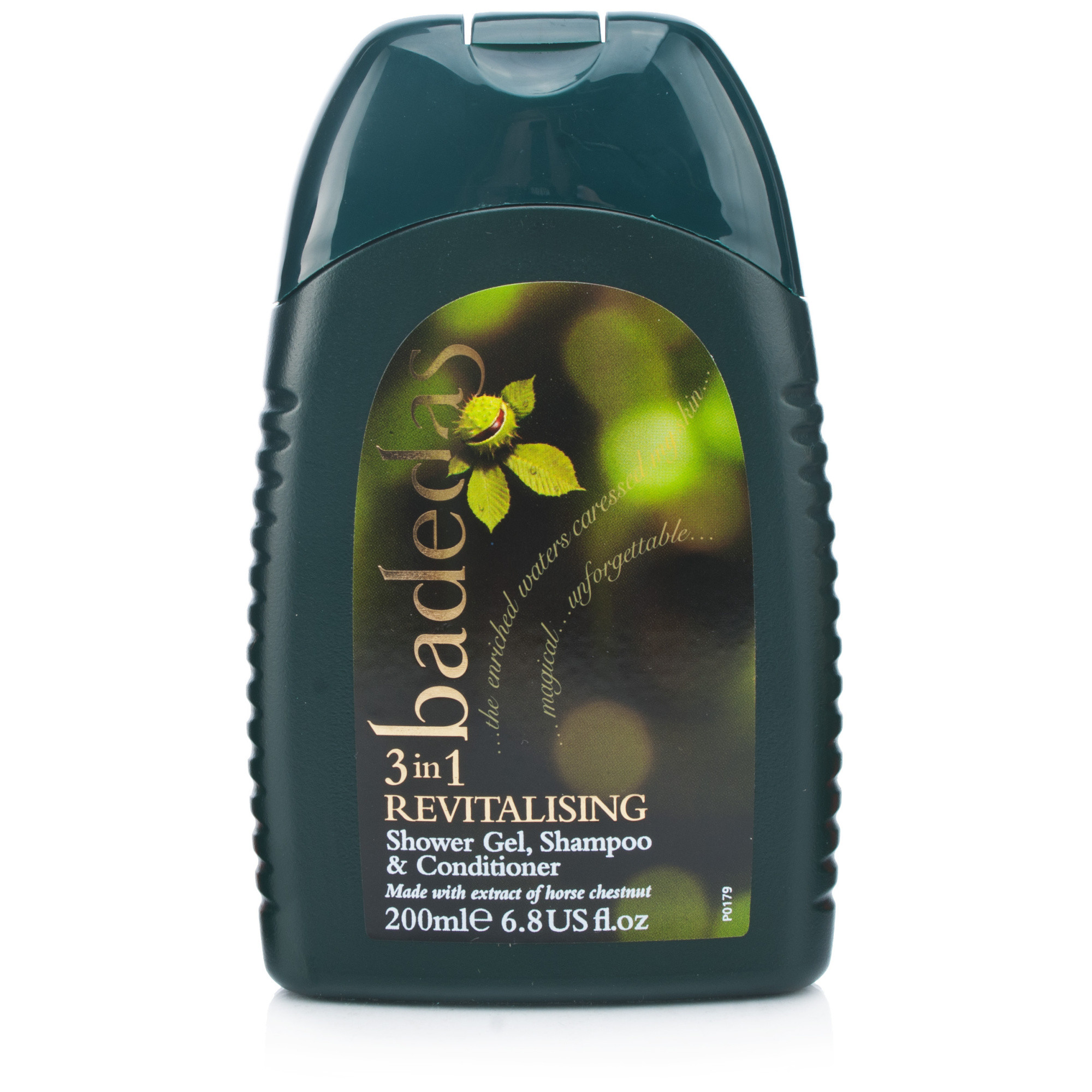 Badedas 3 in 1 Revitalising Shower Gel
