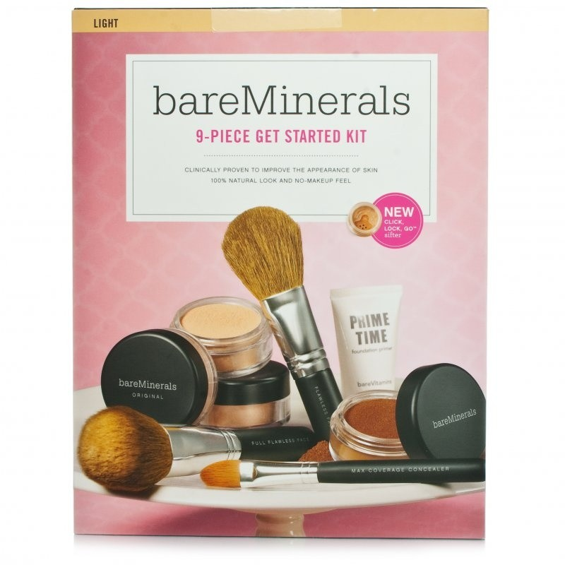 Bare Minerals Get Started Kita9b Light
