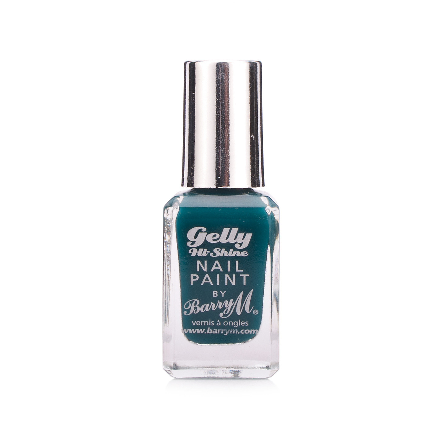 Barry M Gelly Hi Shine Nail Paint Watermelon