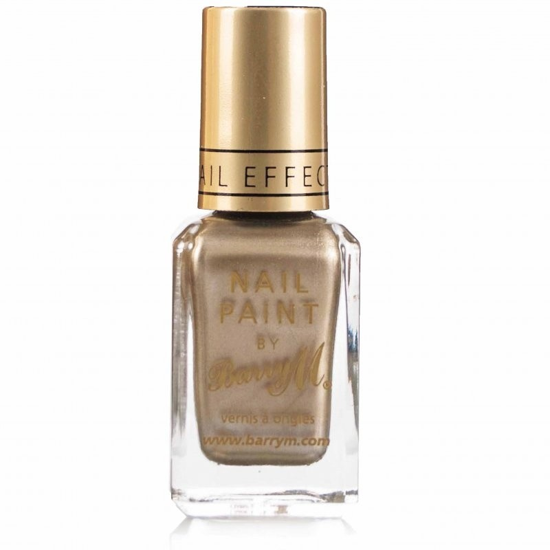 Barry M Instant Nail Effects Foils Gold