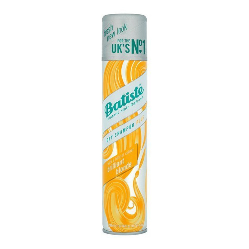 Batiste Coloured Dry Shampoo Brilliant Blonde