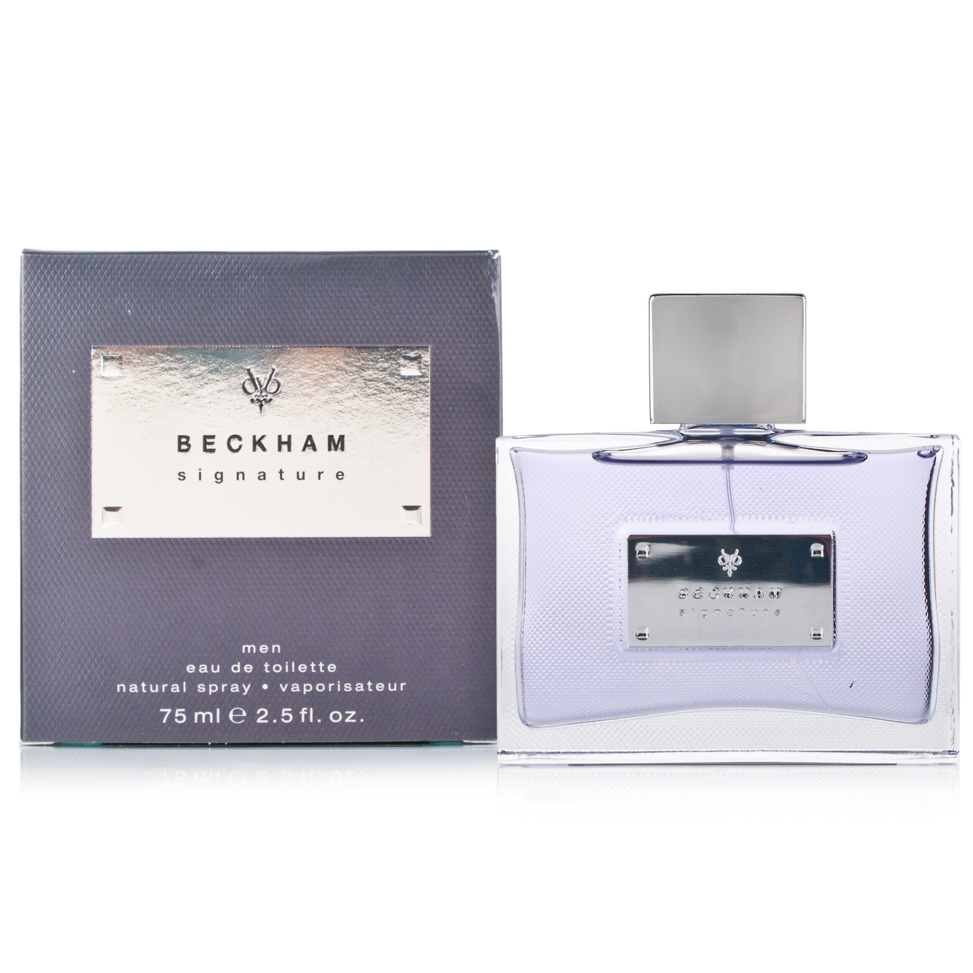 Beckham Signature for Him 75ml EDT Spray