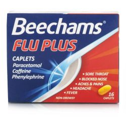 Beechams Flu Plus Caplets
