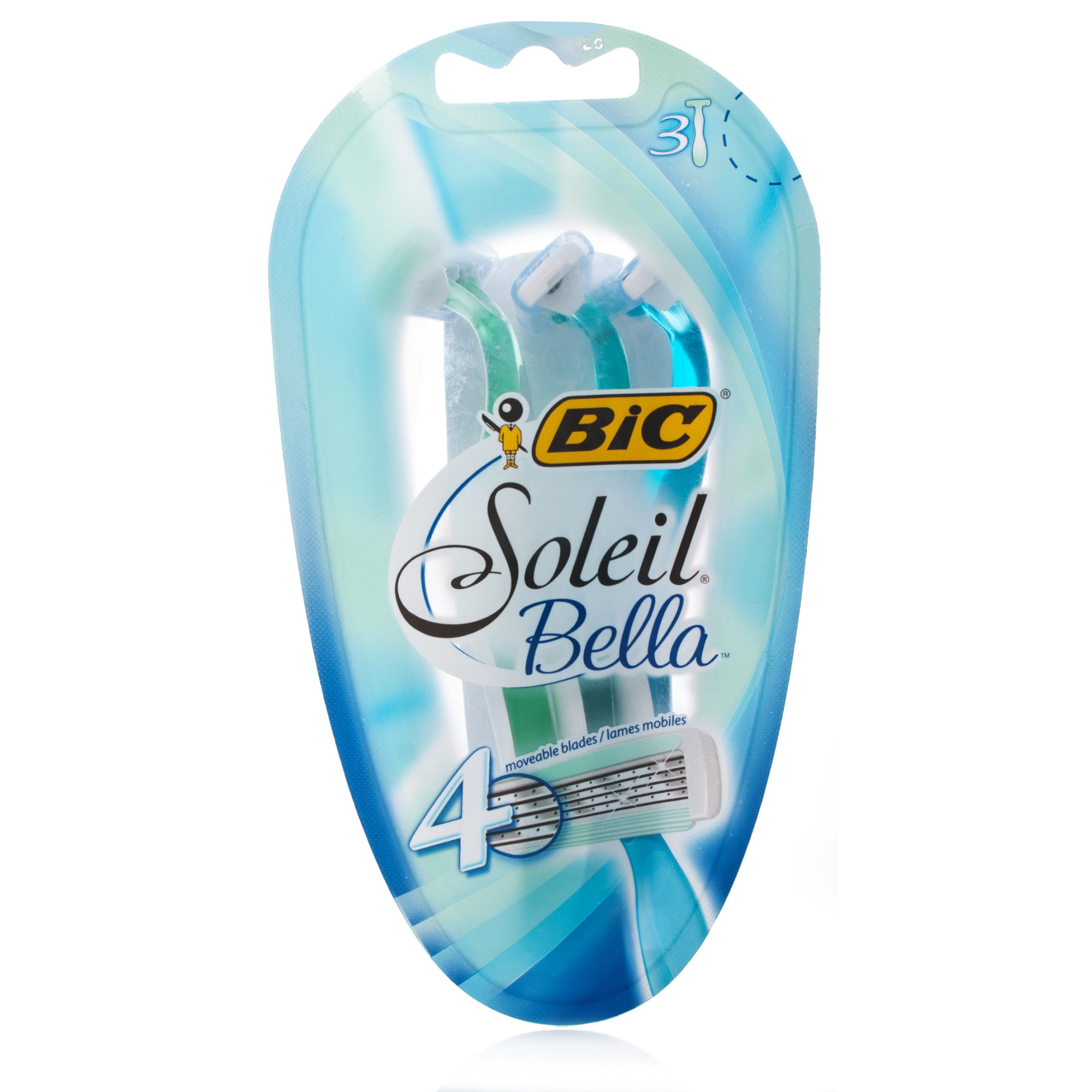 Bic Soleil Bella Disposable Razors