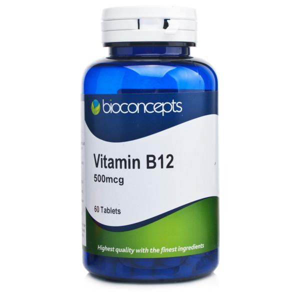 Bioconcepts Vitamin B12 500ug