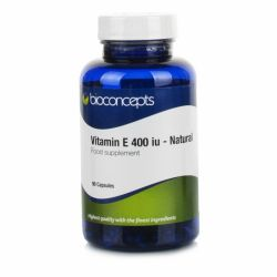 Bioconcepts Vitamin E 400iu
