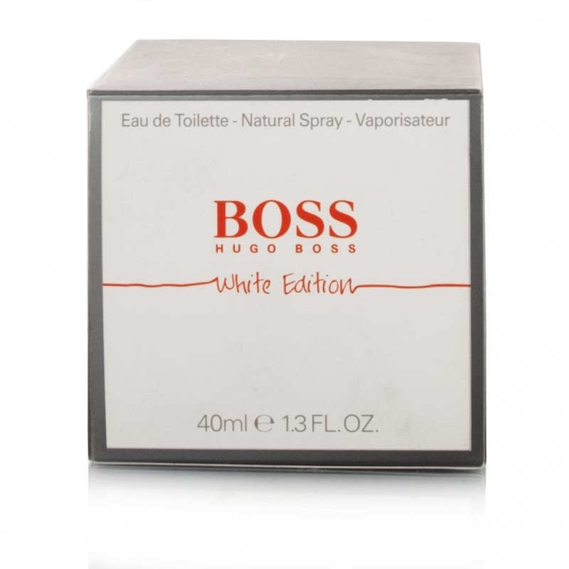 Hugo Boss In Motion Edition White 40ml EDT Spray