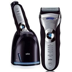 Braun Series 3 390-4 Clean & Charge Shaver