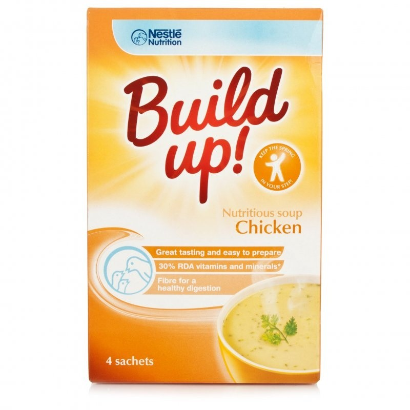 Build Up Nutrition Soup Chicken Chemist Direct