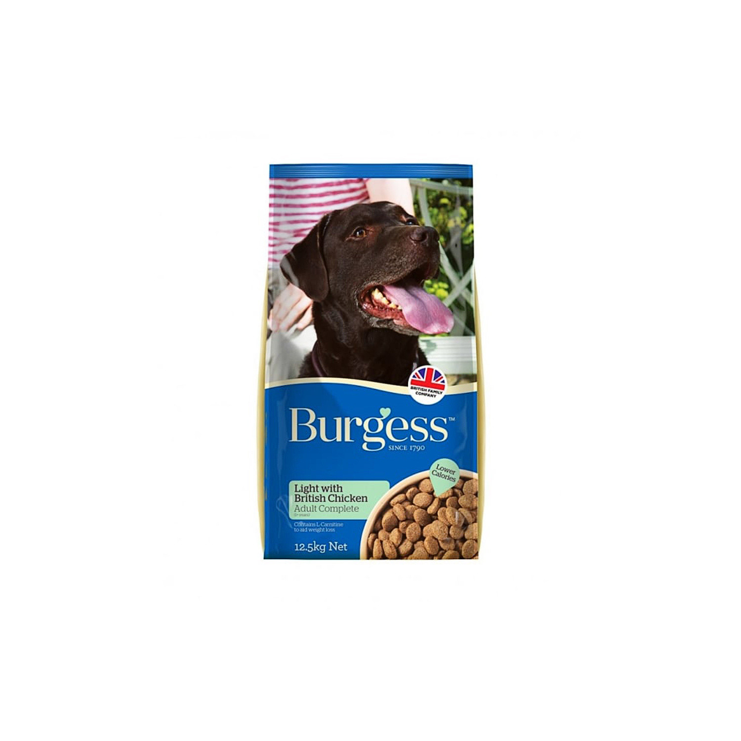 Click to view product details and reviews for Burgess Mature Dog Food Rich In British Chicken.