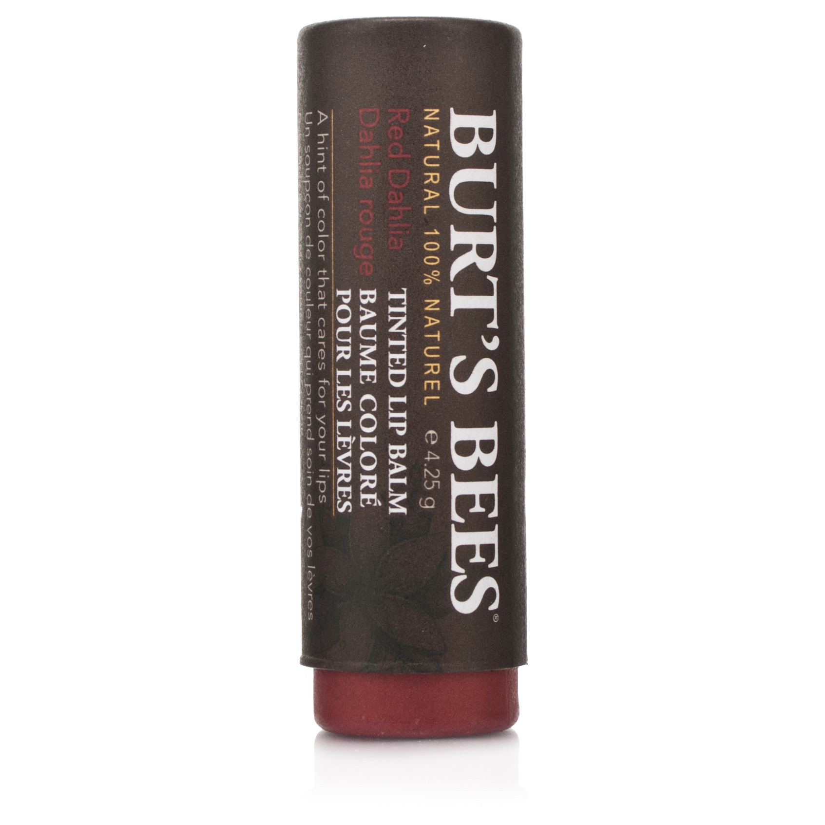 Burt's Bees Tinted Lip Balm Red Dahlia