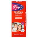 Calpol Six Plus Sugar Free Suspension