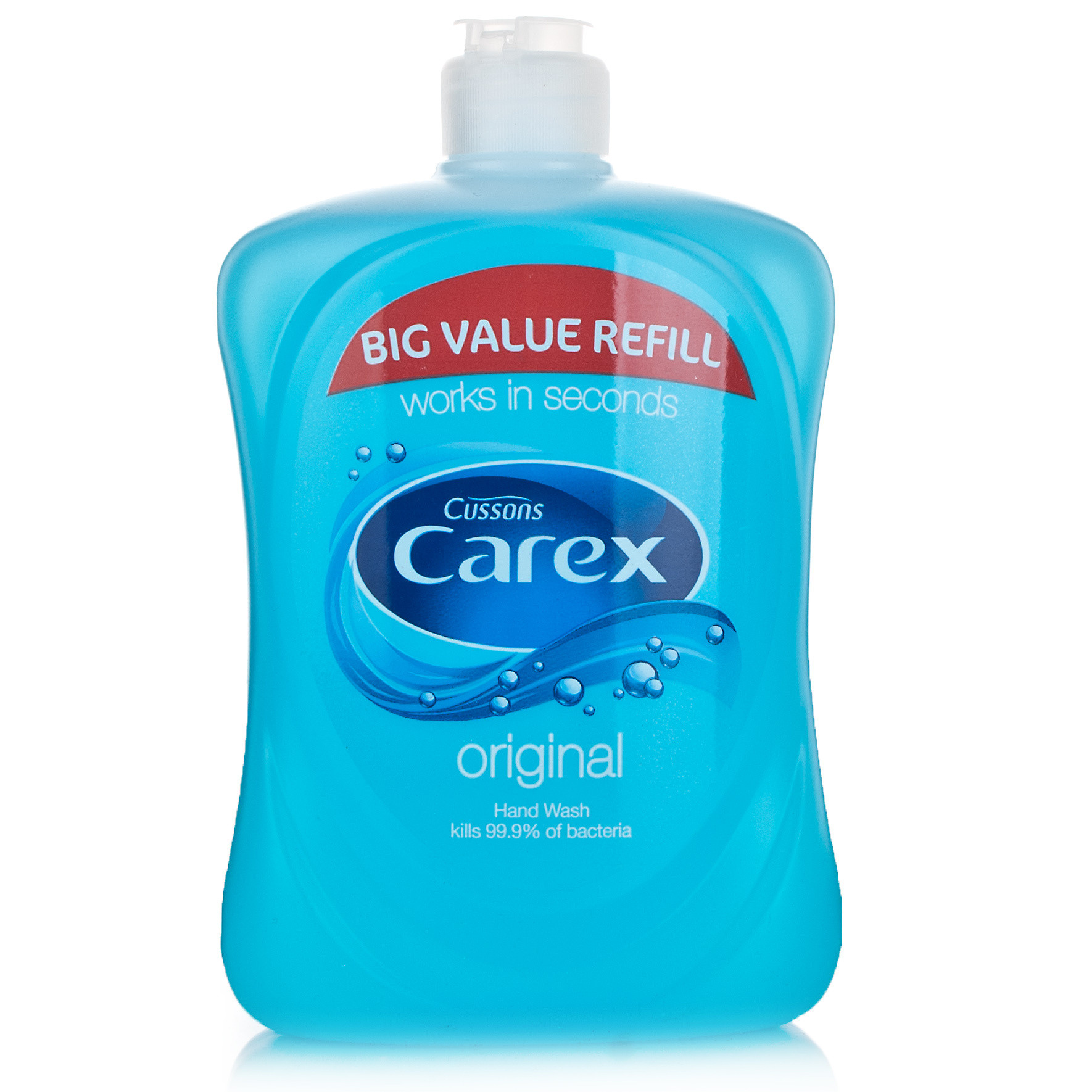 Carex Original Anti-Bacterial Handwash Refill