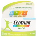 Centrum Kids Multivitamin Chewable Tablets
