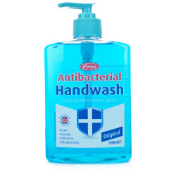 Certex Antibacterial Handwash Blue