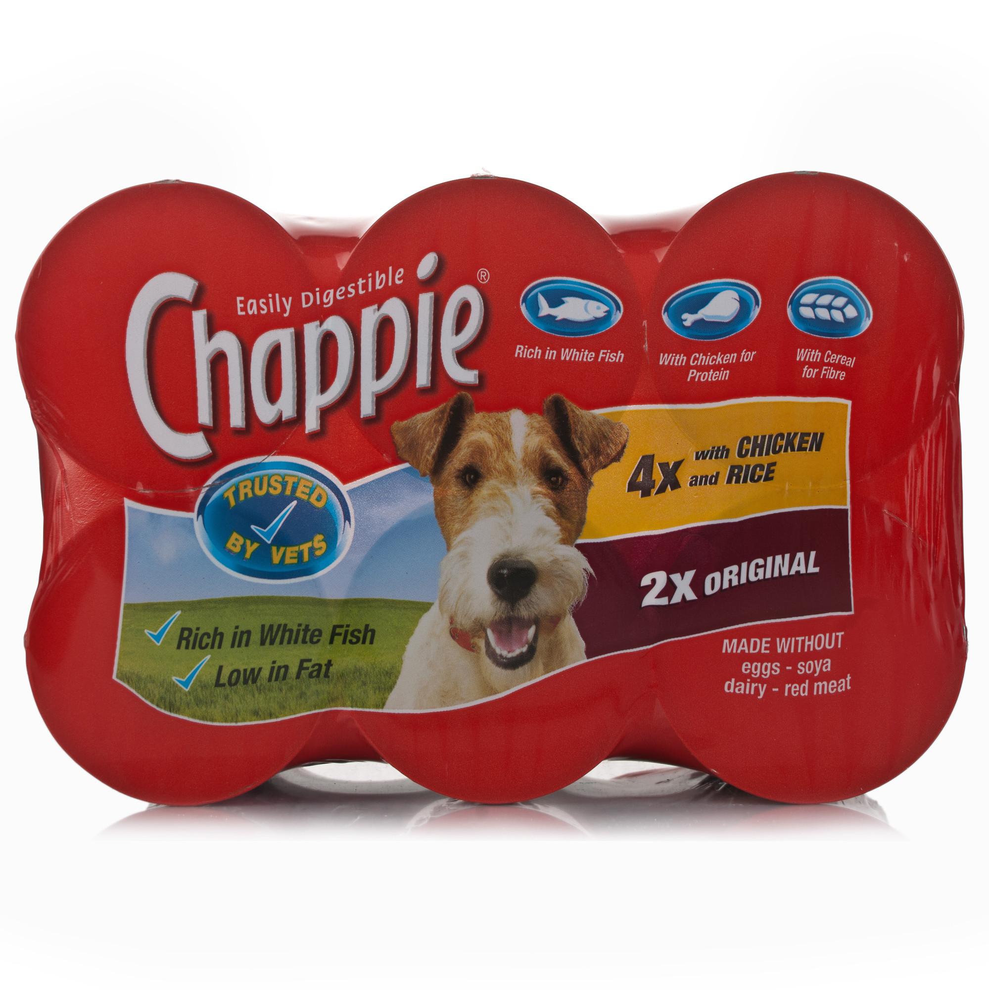 Chappie Dog Food Uk