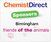 Chemist Direct Supports Friends of the Animals