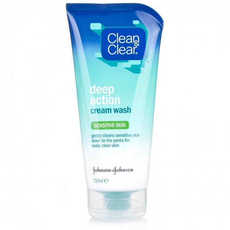 Clean & Clear Deep Action Oil Free Cream