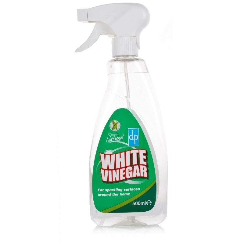 Clean Natural White Vinegar Cleaning Spray Chemist Direct