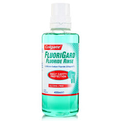 Colgate Fluorigard Alcohol Free Mouth Rinse