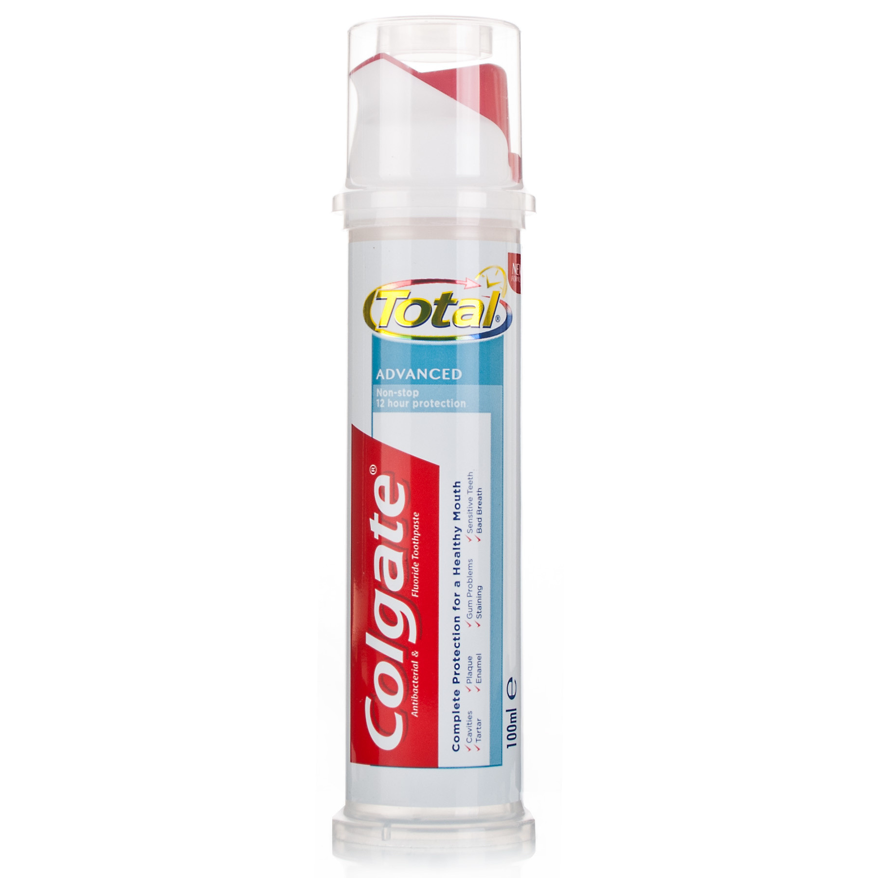Colgate Total Toothpaste Pump