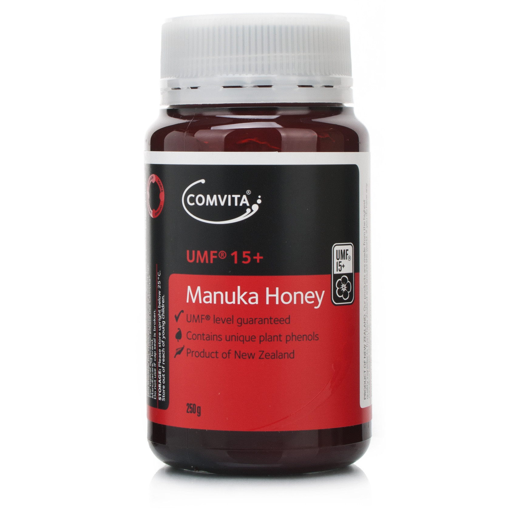 Comvita honey active manuka honey umf 15 chemist direct - Benefits of manuka honey the natural antibiotic ...
