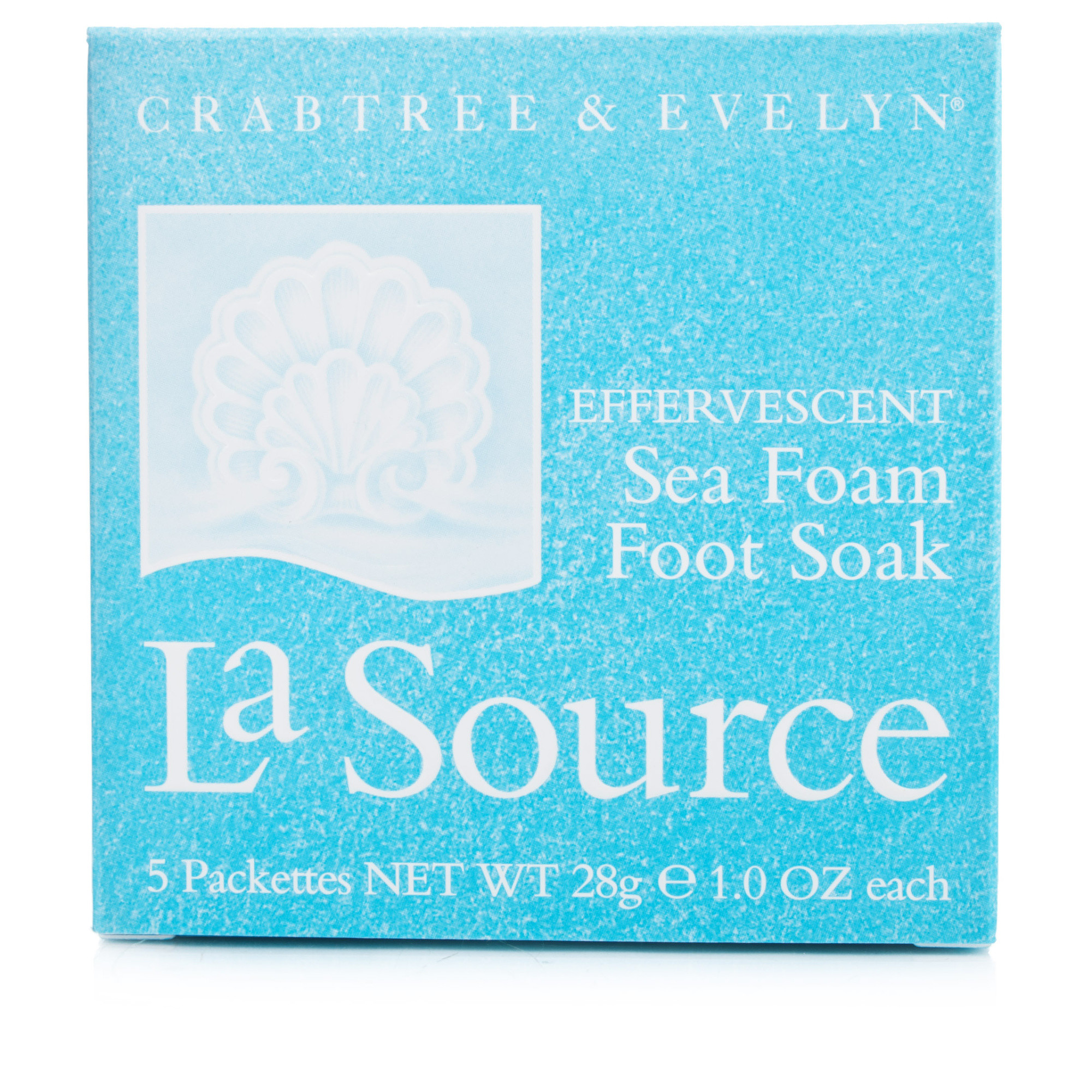 Crabtree & Evelyn La Source Sea Foam Foot Soak