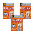 Cura-Heat Arthritis Knee x3