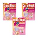 Cura-Heat Period Pain Triple Pack