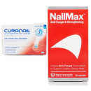 Curanail & NailMax Nail Treatment Pack