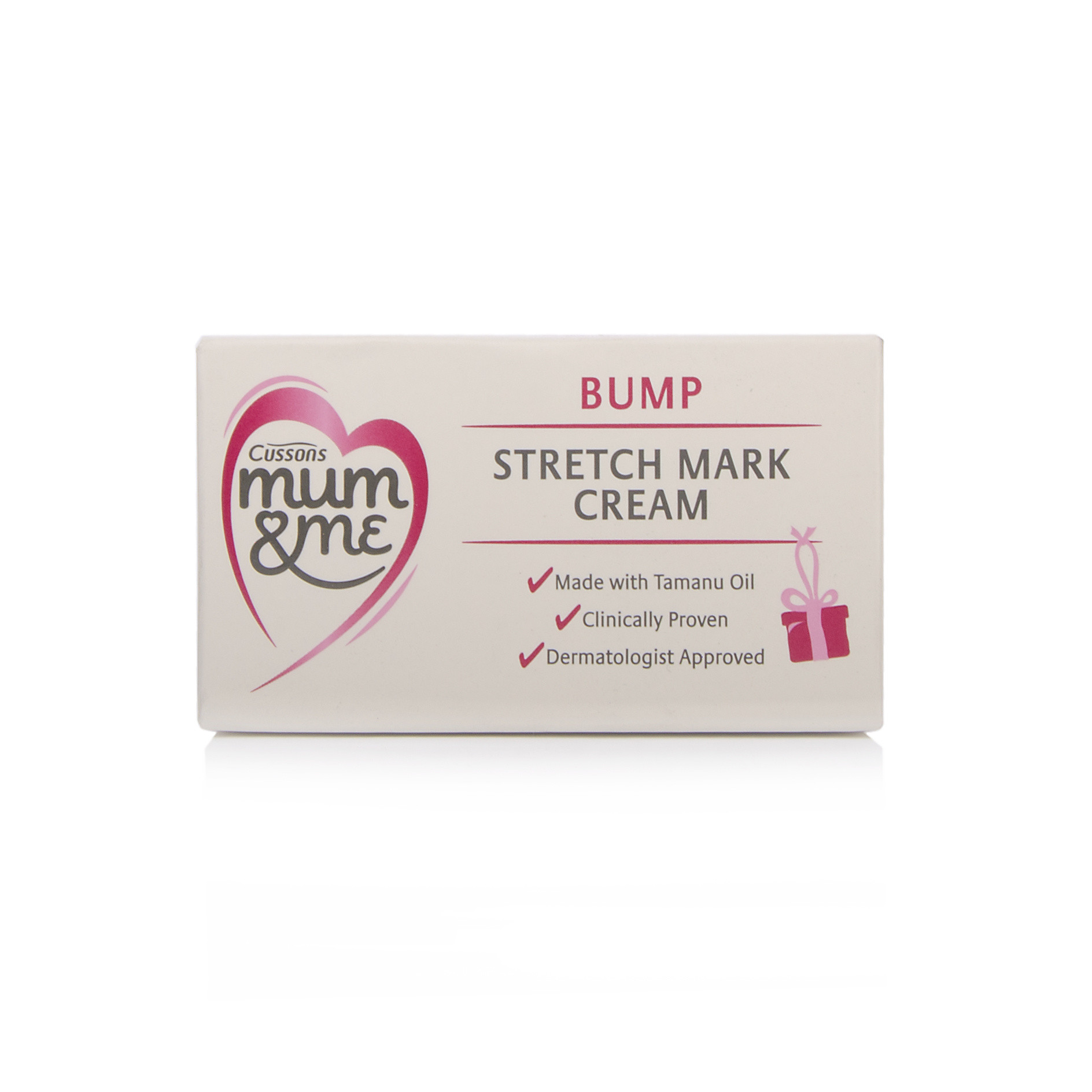 Cussons Mum & Me Bump Stretch Mark Cream