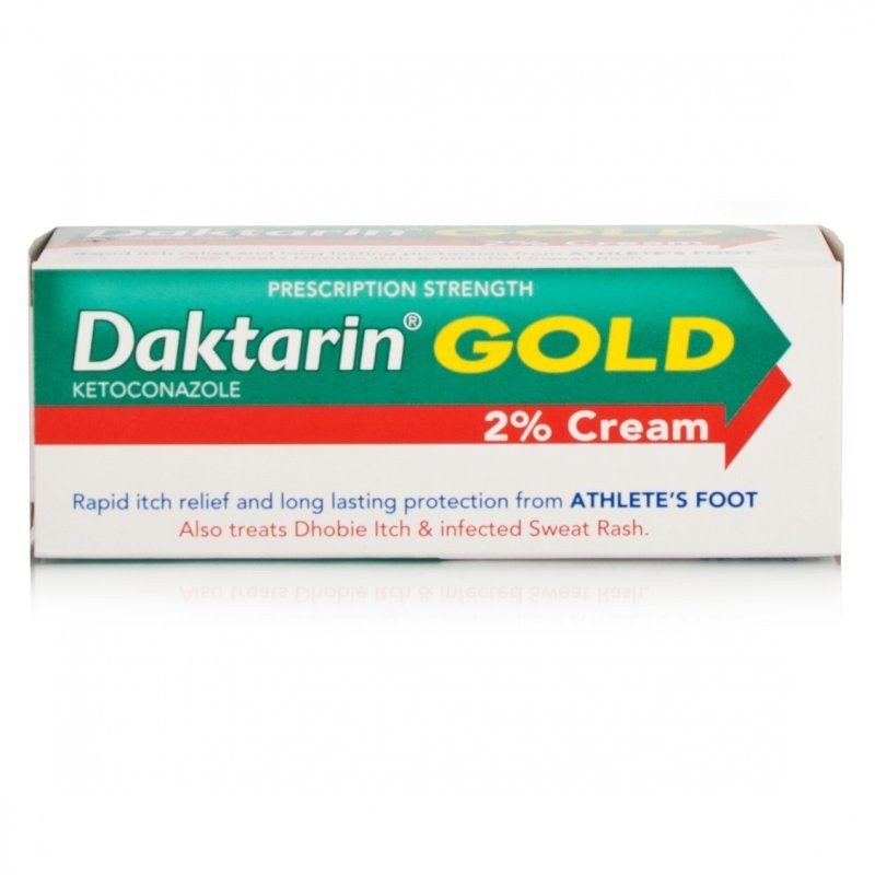 Daktarin Gold Cream For Fungal Infection Chemist Direct