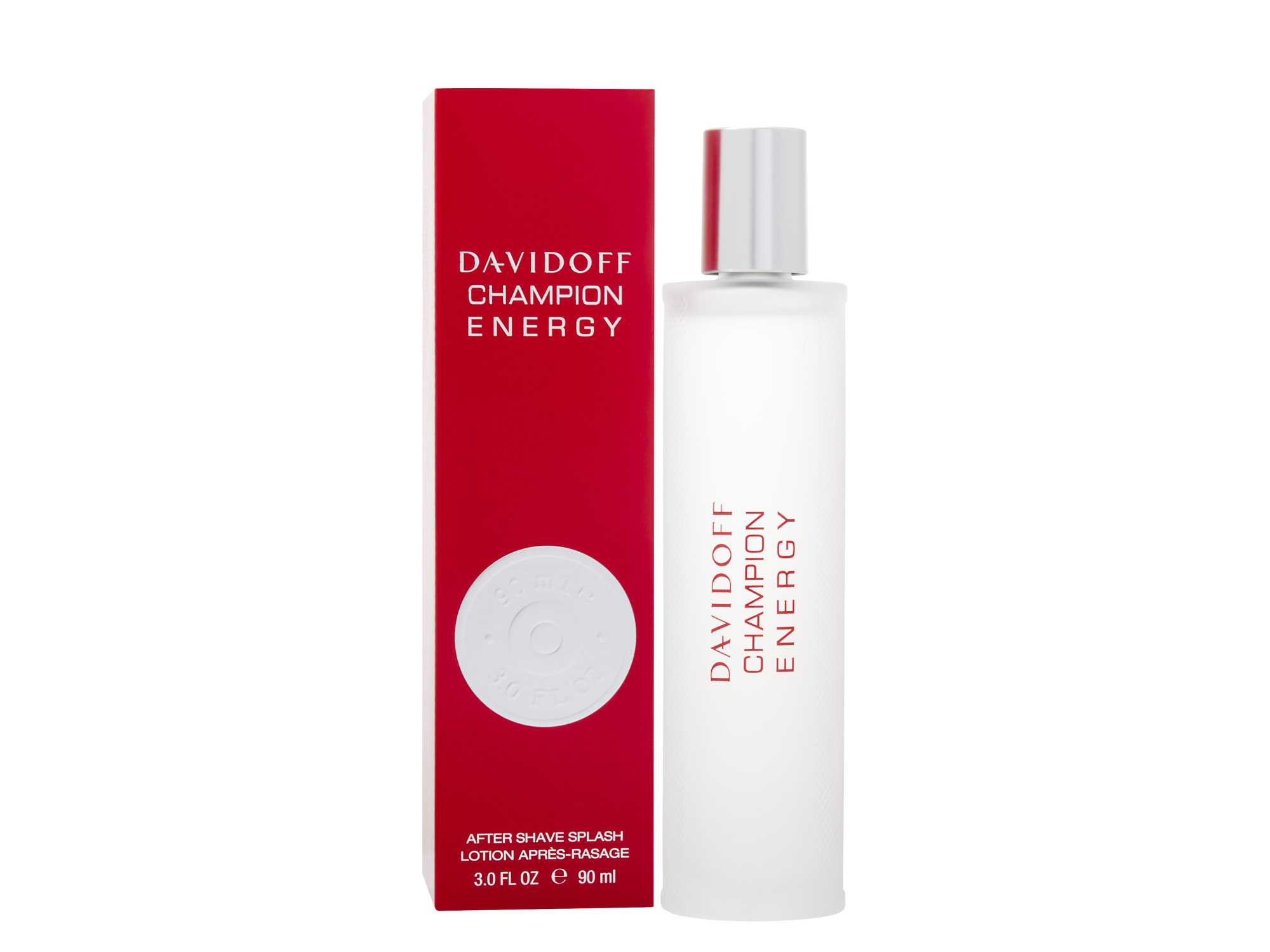 Davidoff Champion Energy After Shave